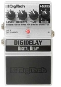 Cheap Delay Pedal