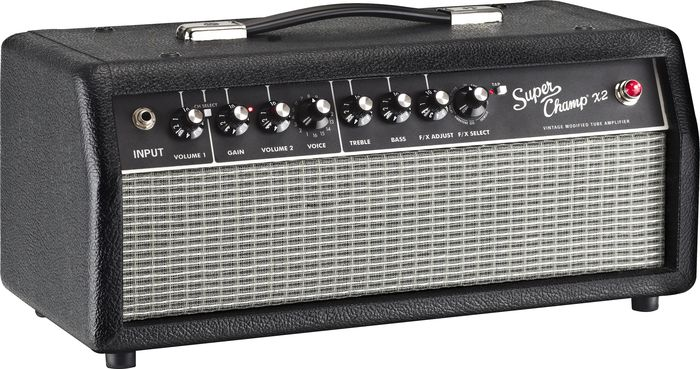 Fender Super Champ X2 Tube Amp Head