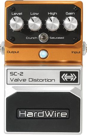 Hardwire SC-2 Distortion Pedal