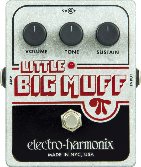 Little Big Muff Distortion Pedal
