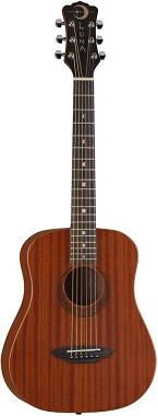 Luna Muse Safari Travel Acoustic Guitar