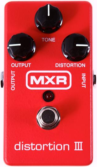 MXR M115 Distortion Pedal