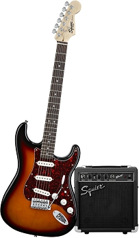 Squier SE Special Electric Guitar Package