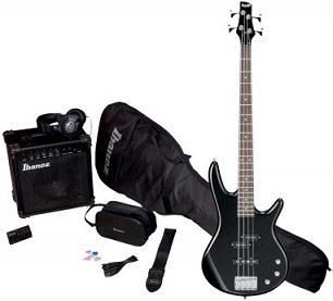 Ibanez IJXB190 Jumpstart Bass Guitar Pack