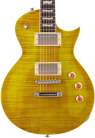 Les Paul style electric guitar
