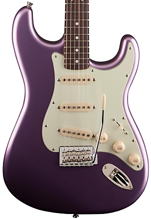 Strat style electric guitar