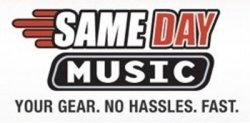 Same Day Music deals