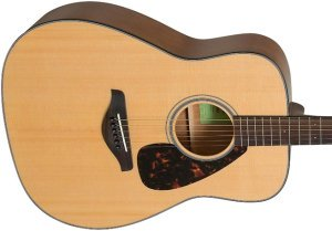 cheap six string acoustic guitar