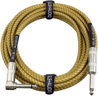 GLS right angle guitar cable