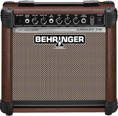 Behringer AT108 acoustic amp