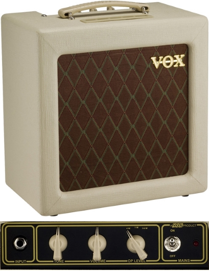 Vox AC4TV Tube Amp