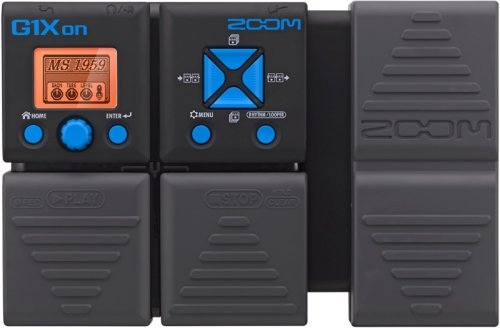 Zoom G1Xon multi effects pedal