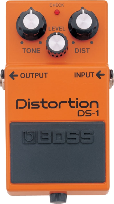 Boss DS-1 Distortion Pedal