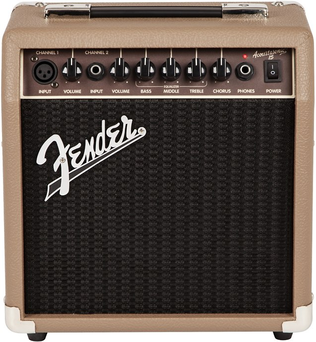Fender Acoustasonic 15 acoustic amp