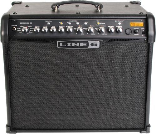 Line 6 Spider IV 75 Guitar Combo Amp