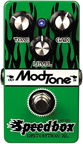 Modtone MT-DS Speedbox Distortion Pedal
