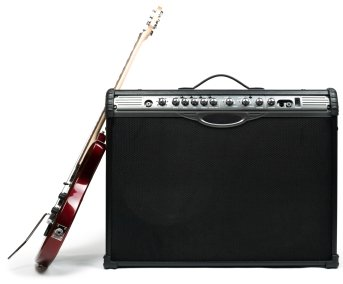 cheap guitar and amp